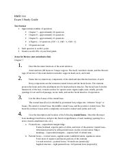BMD 114 Exam 3 study guide-2.doc