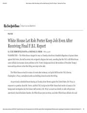 White House Let Rob Porter Keep Job Even After Receiving Final F.B.I.pdf