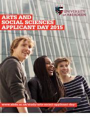 Aberdeen Applicant Day Guide 2015