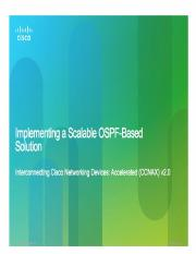 Module 9 - Implementing a Scalable  OSPF-Based Solution.pdf