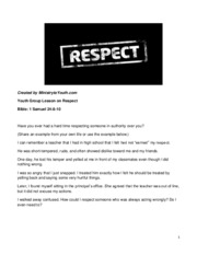 youth-group-lesson-on-respect