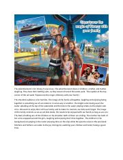 The advertisement is for Disney Cruise Lines_Lemons_90