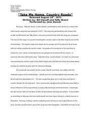 Ethnic Geography Music Essay