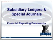 subsidiary journals