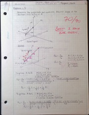 EG201 Homework Problems 2.91
