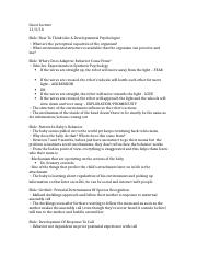Lecture 5 docx - Definitions of