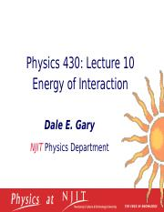 physics430_lecture10.ppt