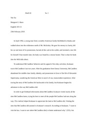 Second Paper 2nd draft