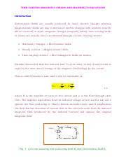 [電動機械L3b補充教材]VTU_TIME VARYING MAGNETIC FIELDS AND MAXWELL'S EQUATIONS.pdf