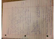 Notes on Budget Contraints and Marginal Utility