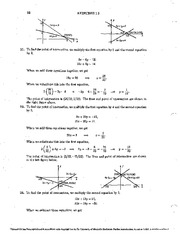 Applied Finite Mathematics HW Solutions 12