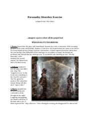 adjPersonality Disorders Exercise (1).docx