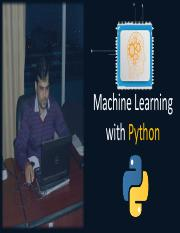 What is Machine Learning  Machine Learning Basics  Machine Learning Tutorial  by Kumar.pdf