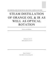 Steam Distilliation of Orange Oil and IR_Optical Rotation EXP6.pdf