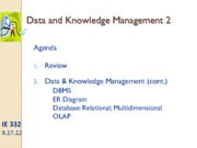 w5_1_Data Knowledge Mgmt 2_Fall120