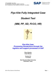 Flya Kite Fully Integrated Case - Student Text