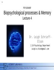 Biopsychology_2015_Lecture_4+2