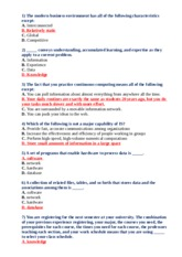 BIS 219 Final Exam  1st Set  54 Questions with ANSWERS
