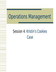 311 Session4 Kristen's Cookies.ppt