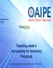 ACC100 TW4_ perpetual Inventory Accounting (1)