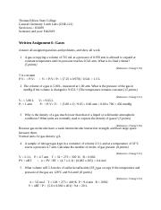 CHEM-121_Written Assignment 6