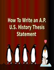 How To Write an APUSH Thesis-1 (1)