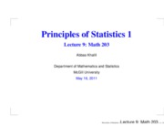 Math 203_Lecture 9