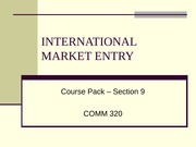 CoursePack-Section9-International-MarketEntry