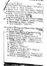 Fats Domino Notes