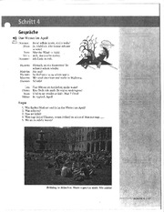 GN 101 Gesprache Worksheet