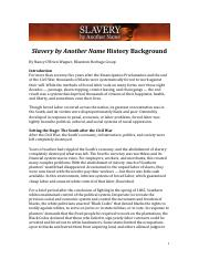 Slavery by Another Name History Background_Final