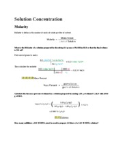 Lecture Note - Concentration