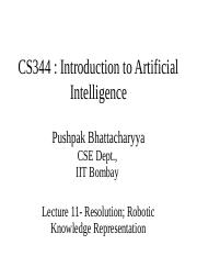 cs344-lect11-resolution-robotic-knowledge-representation-29jan08.ppt