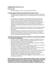 Summary essay concerning human understanding