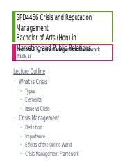 SPD4466 CRM - L2 Crisis management framework-Md.pptx