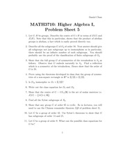 Group Theory Algebra problem set 5 11.41.52 PM