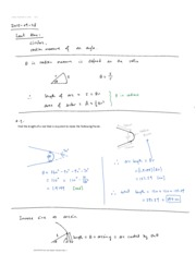 2015-09-28 Lec 8 - Circles and Analytic Geometry