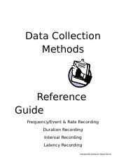 Data Collection Methods.docx