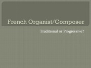 French Late Romantic Music