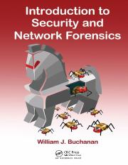 Buchanan, William J.-Introduction to Security and Network Forensics-CRC Press (2011) (1)-1