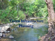6  Green Infrastructure Planning