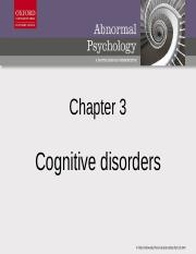 Chap3 Cognitive disorders.pptx