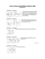 Circuit_Theory_Homework_Assignment__5