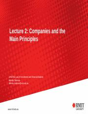 2 - Companies and Main Principles(1).pptx