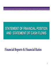 EMBA Financial position & CF statements.ppt