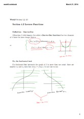 Week 9-1 Lecture on Engineering Math 1