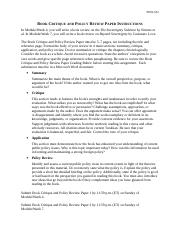 Book_Critique_and_Policy_Review_Paper_Instructions(2) (3).doc