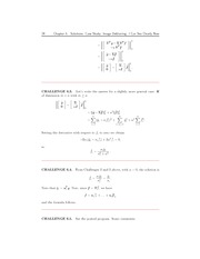 Differential Equations Solutions 24