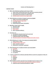 Anatomy and Physiology Exam 4 answer key.docx