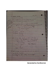Newtons thrid law notes